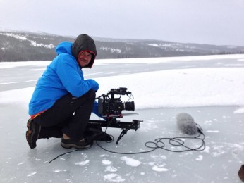 ON SWEDISH ICE AUDI SPOT