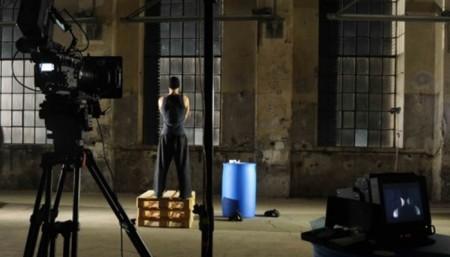 Red Dreharbeiten mit Andreas Kalteis