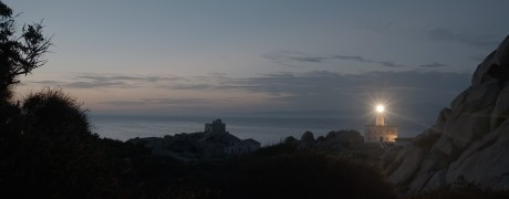Filmquadrat in Sardinien